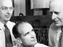Bardeen, Brattain y Shockley
