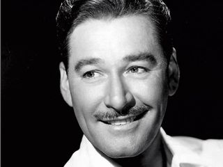 El actor Errol Flynn