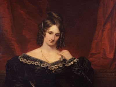 Muere Mary Shelley