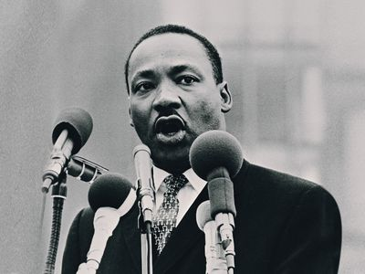 Martin Luther King, icono de la lucha por la paz