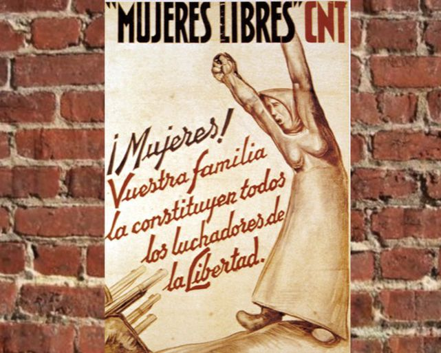 Mujeres libres CNT