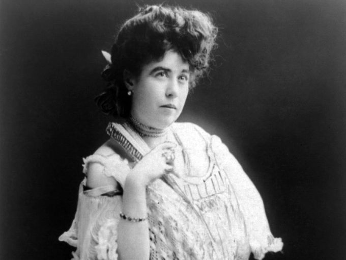 "La ""insumergible"" Molly Brown"