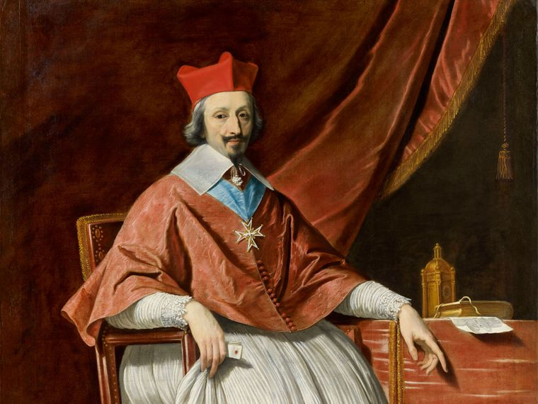 Cardenal Richelieu