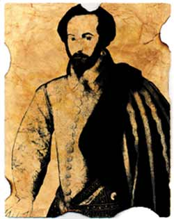 Walter Raleigh (1552-1618)
