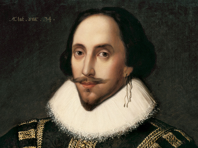 Retrato de Shakespeare