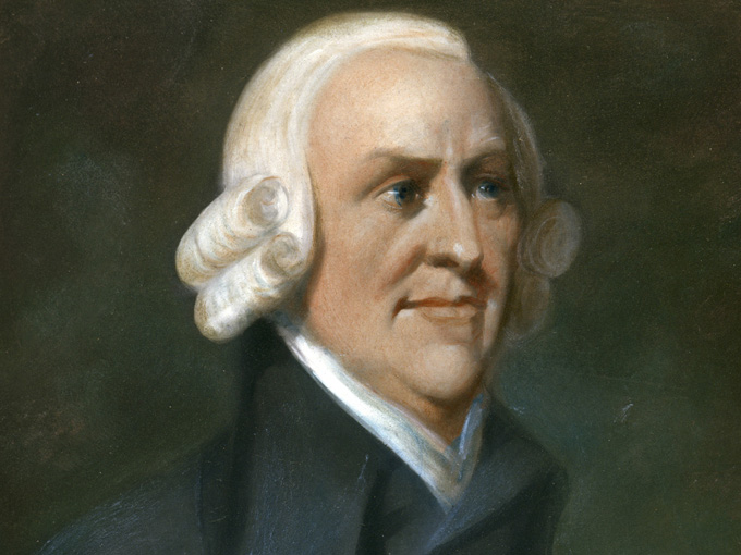 Adam Smith, filósofo y economista