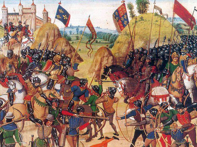 La batalla de Hastings